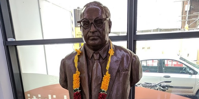 A scholar, a lawyer and an educator – portraits of Dr B R Ambedkar at LSE