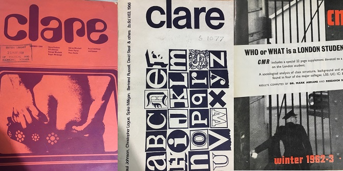 Clare Market Review through the ages