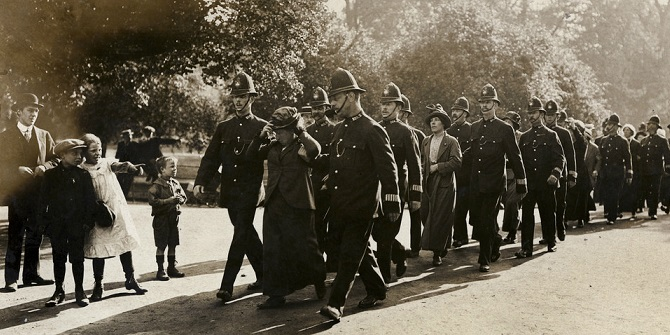 Was your (great) grandmother a suffragette? Tips for using LSE Library's resources to trace your ancestors