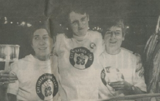 Original GLF activists, anniversary event 1995