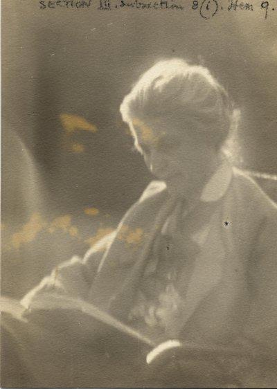 Beatrice Webb c1916. IMAGELIBRARY/1357. LSE
