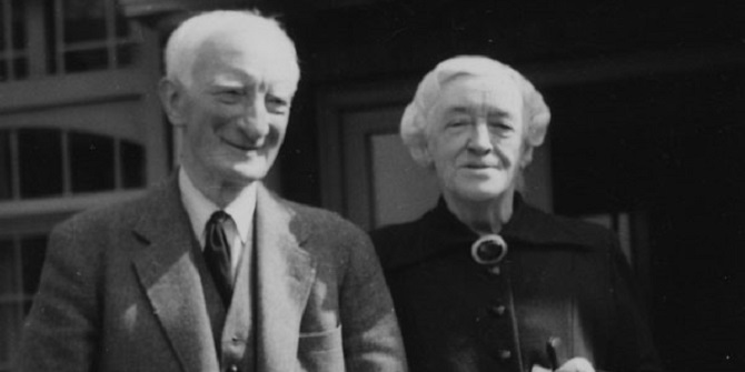 A Beveridge Plan for an Unruly School? William Beveridge and LSE