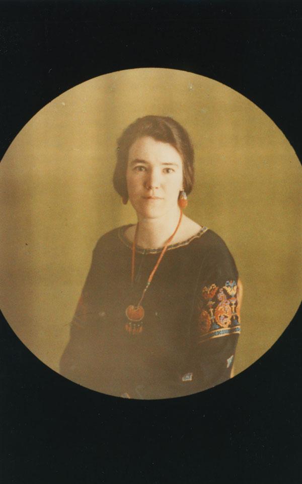 Eileen Power 1922. IMAGELIBRARY/248. LSE