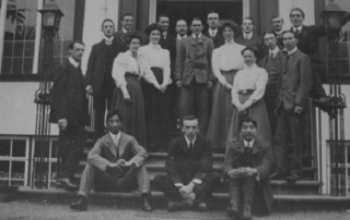 LSE student group 1910 credit LSE Library