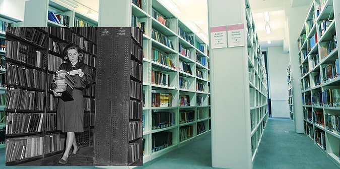 Finding 'buried' data on South Asia at LSE Library