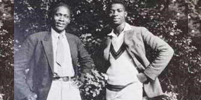 Once upon a time… when Jomo Kenyatta was a student at LSE
