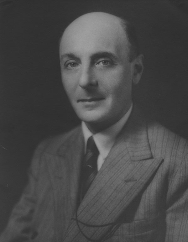 Professor Theodore Emmanuel Gugenheim Gregory, c1938. IMAGELIBRARY/88. LSE