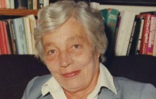 Susan Strange c1990s
