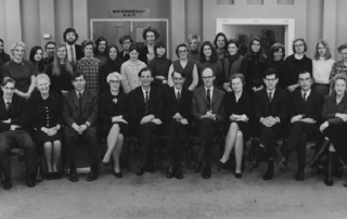 Department of Social Science and Administration 1971 credit LSE Library
