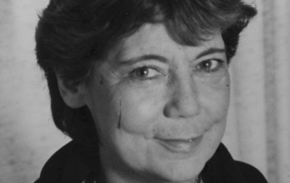 Hilde T Himmelweit, c 1983. Credit: LSE Library