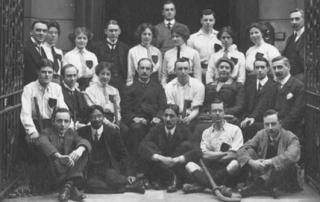First LSE Hockey Team 1911