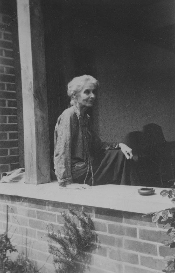 Beatrice Webb c1930s. IMAGELIBRARY/121. LSE