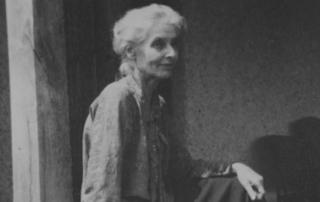 Beatrice Webb, c1930s
