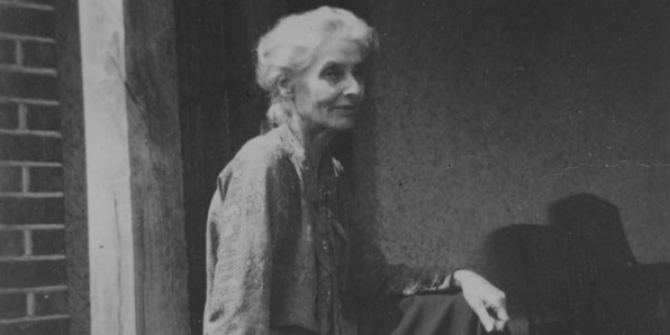 Meet Beatrice Webb – LSE co-founder and social reformer