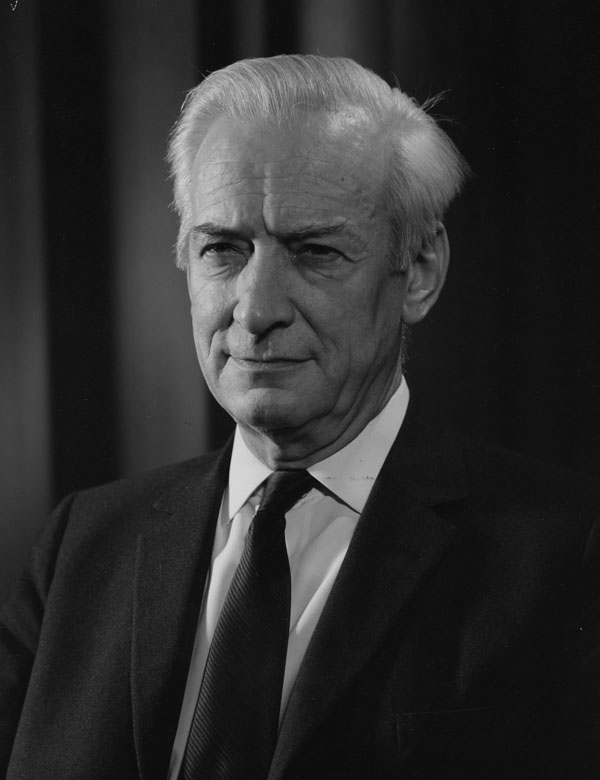 Walter Adams c1960s. IMAGELIBRARY/1031. LSE