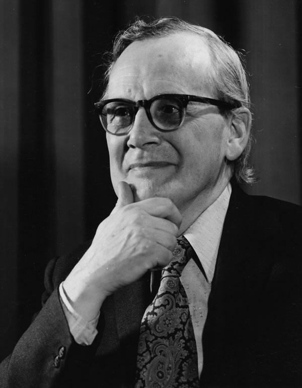 Professor Sir Roy George Douglas Allen, c1978. IMAGELIBRARY/99. LSE