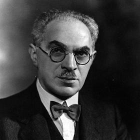 Abraham Wolf (1876-1948)