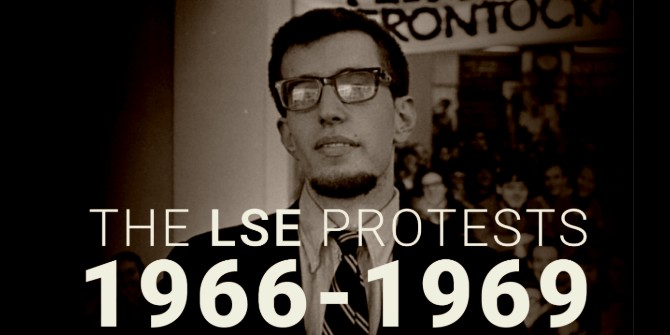 LSE protests 1966-69 – alumni remember