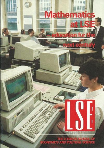 Prospectus 1990. Credit: LSE
