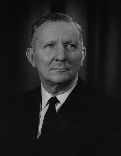 Professor Harold Cecil Edey, c1970s
