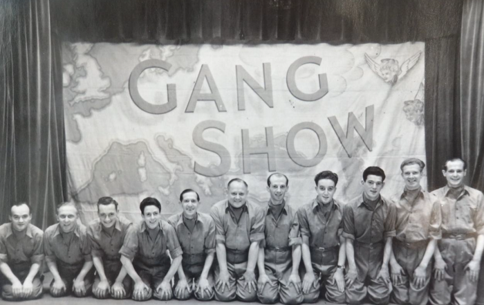 Ralph Reader and the RAF Gang Shows