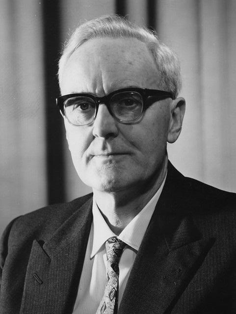 William Threipland Baxter, c1970s