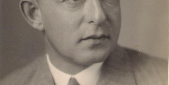 In the Archives: Eduard Rosenbaum: Émigré and Librarian