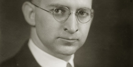 An American in London - Harold D Lasswell at LSE in 1923