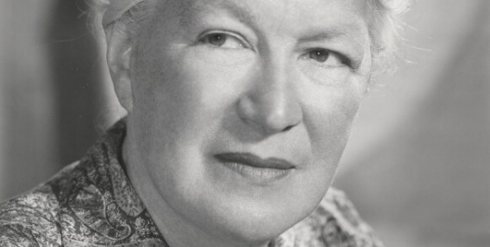 A PhD student at LSE: Dame Cicely Veronica Wedgwood (1910-1997)