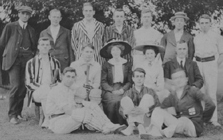 Cricket club 1909
