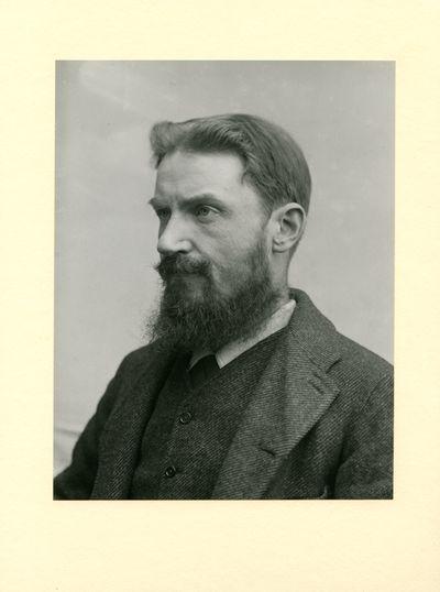 George Bernard Shaw c1886 (Ref: Shaw Photographs/1/5/312)