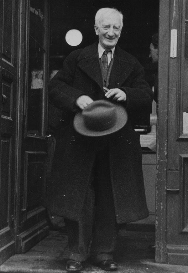 William Beveridge, 1947. IMAGELIBRARY/1301. LSE