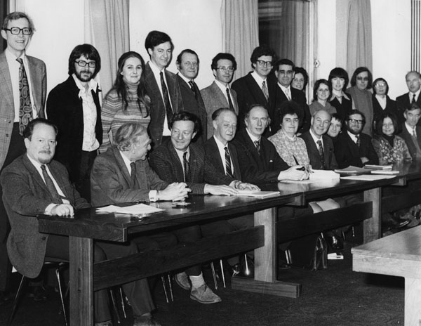 Government Department, 1971. IMAGELIBRARY/231. LSE