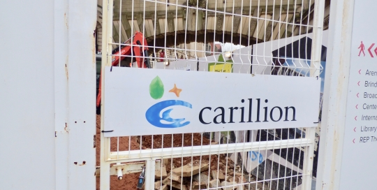'Recklessness, hubris and greed' – How to remedy cases such as Carillion in the future