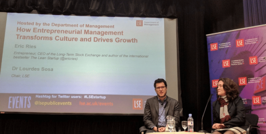 Ries's Pieces: How I came to love LSE public lectures