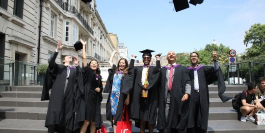 Of passion and purpose: an insider's guide to succeeding at LSE