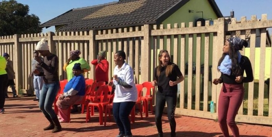 How working with African NGOs inspired me to create social change