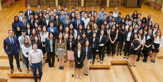 A stand-out degree: why LSE's MiM was right for me