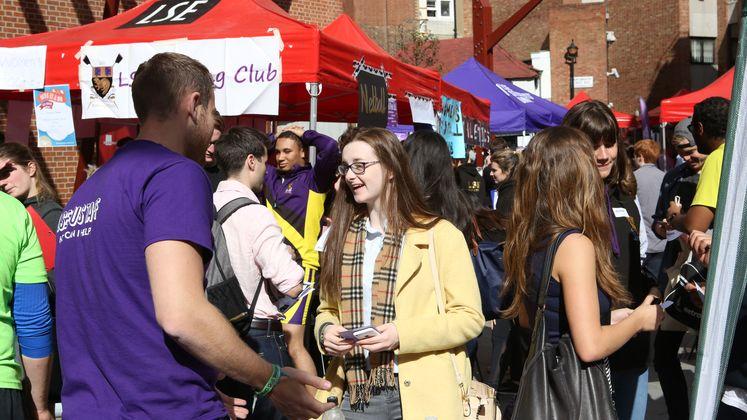 LSE Freshers Fair