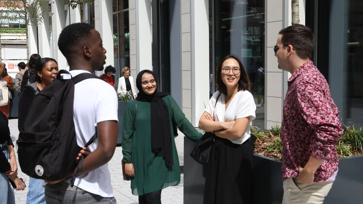 LSE students