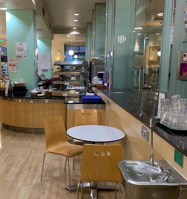 The Garrick Cafe LSE