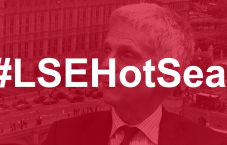HOTSEAT: Tony Travers on party conference season and the London mayoral race
