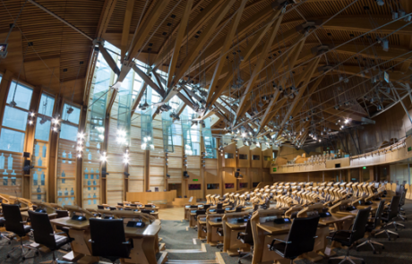What factors will motivate voters in the Scottish Parliamentary Elections?