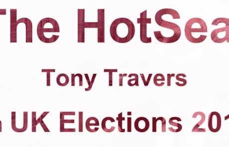 HOTSEAT: Tony Travers on UK Elections 2016