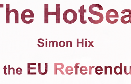 HOTSEAT: Simon Hix on the EU Referendum