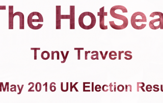 The HotSeat: Tony Travers on May 2016 UK Election Results