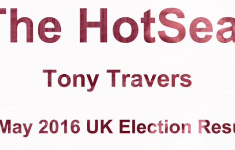 HOTSEAT: Tony Travers on May 2016 UK Election Results