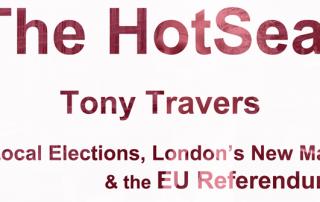 Tony Travers on Local Elections, London's New Mayor & the EU Referendum