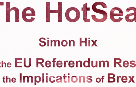 HOTSEAT: Simon Hix on the EU Referendum Result & the Implications of Brexit