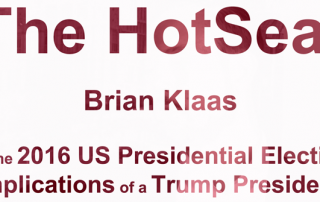The HotSeat: Brian Klaas on the 2016 US Presidential Election & Implications of a Trump Presidency